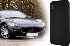 Licensed Maserati Phone Cases