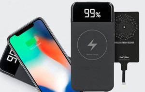 The Qi Wireless Powerbank