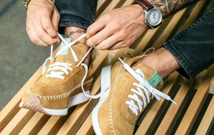Responsibly Handcrafted Sneakers