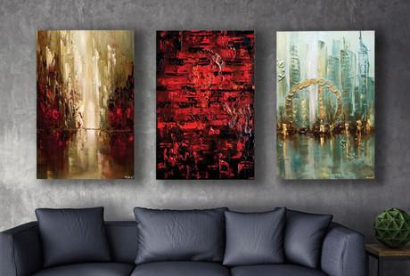 Art For The Urban Sprawl