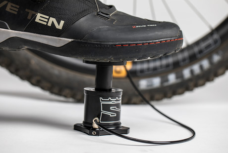 A Better Bike Pump