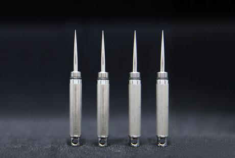 The Tactical Titanium Toothpick