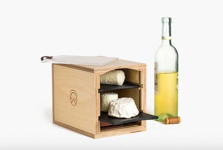 The Cheese Humidor