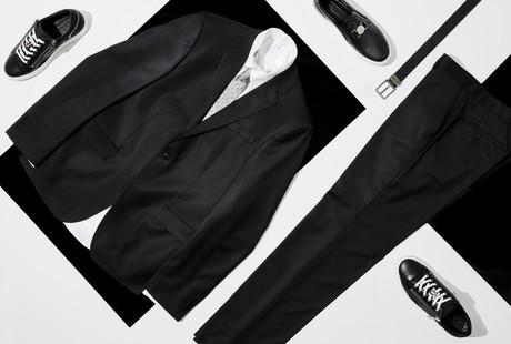 Designer Suits, Shoes, & Accessories