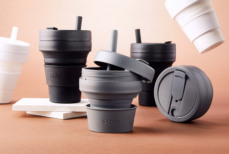 Ditch Disposable Cups For Good