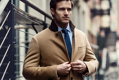 Handsome Wool + Cashmere Coats