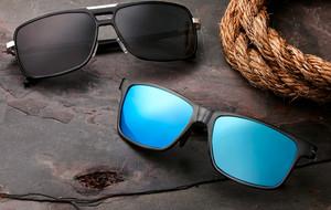 Titanium & Carbon Fiber Sunglasses