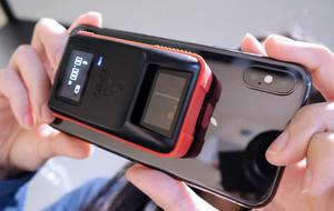 Smart + Portable Laser Rangefinder
