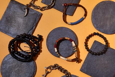 Contemporary Bohemian Bracelets