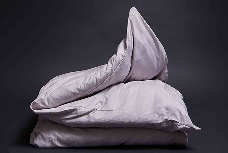 All-Natural Weighted Duvet + Cover