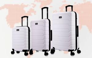 Versatile Hardcase Luggage