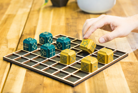 The Abstract Strategy Game