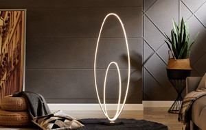 Beautifully Sculptural LED Lighting