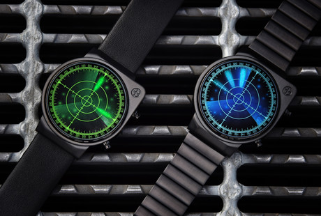 Futuristic Japanese Watches