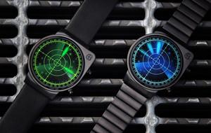 Futuristic Japanese Watches