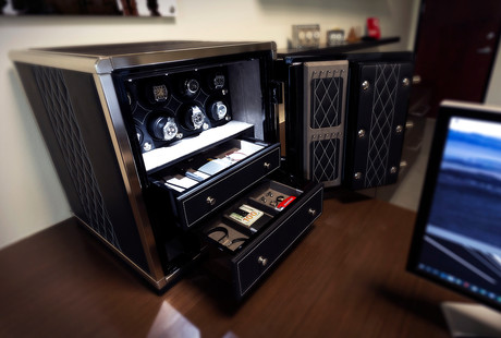 The Luxury Home Safe