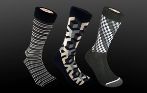 Eye-Catching Dress Socks