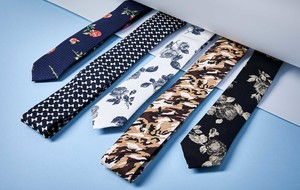 Printed Cotton Ties