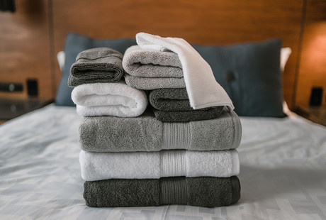 Turkish Cotton Robes & Towels
