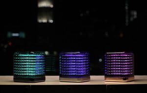 The 3D LED Cube Light