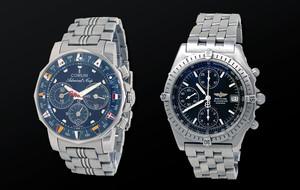 Praise-Worthy Luxury Watches