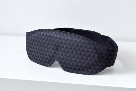 Quick-Heating Graphene Eye Mask