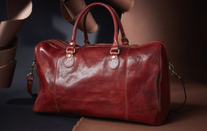 Refined Leather Bags + Briefcases
