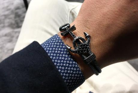 Bold Bangles + Beaded Bracelets