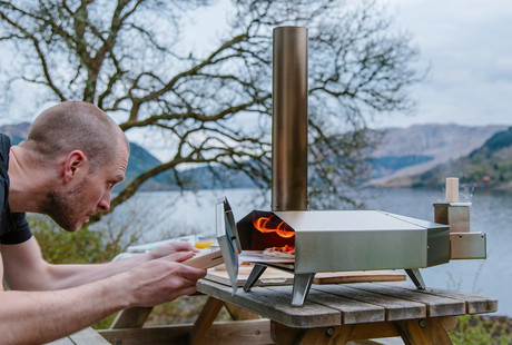 The Portable Pizza Oven