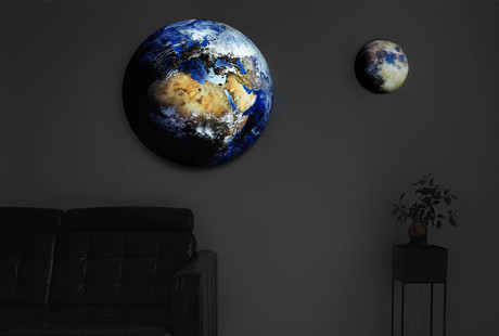 LED Planet Lights