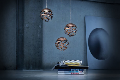 Elevated LED Light Fixtures