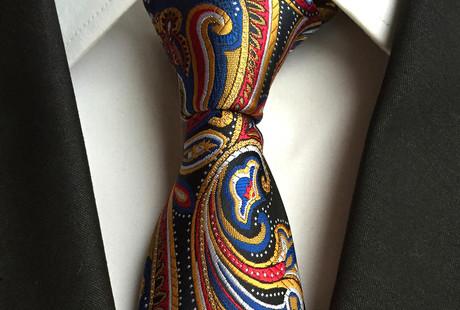 Sophisticated Silk Ties