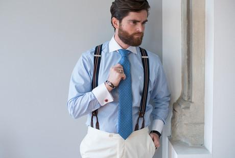 Handmade Belgian Suspenders