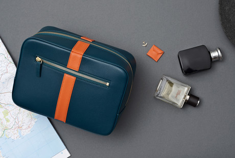 Spanish Leather Travel Accessories