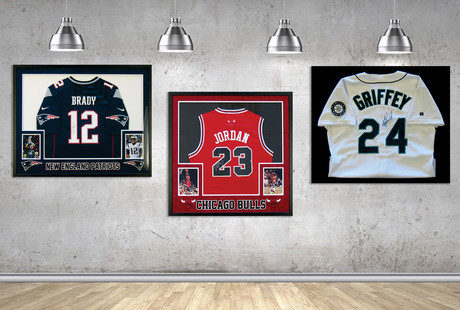 Signed Sports Collectibles