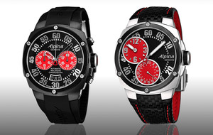 Dashing Timepieces