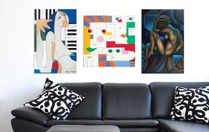 Modern Cubism