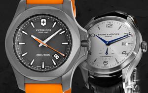 Striking Timepieces