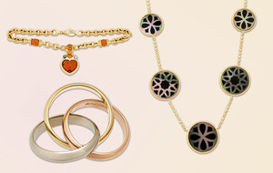 Exquisite Vintage Jewelry