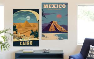 Quintessential Travel Prints