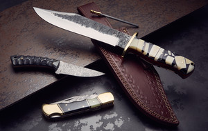 Black Smith Knives