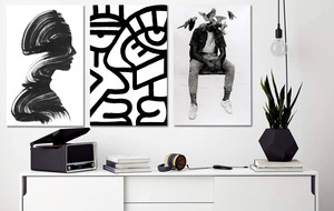 Black + Bold