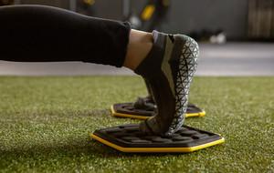 Pedestal Footwear