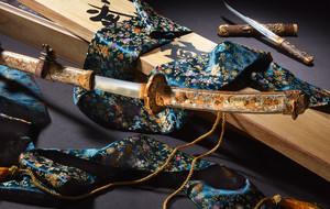 Musashi Samurai Swords