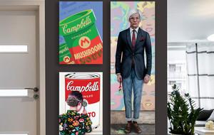 World of Warhol