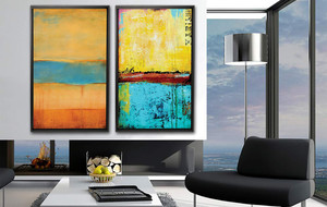 Vibrant Abstracts