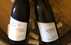 Leverage Wines Paso Robles
