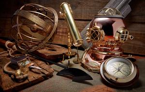 Brass Binnacle