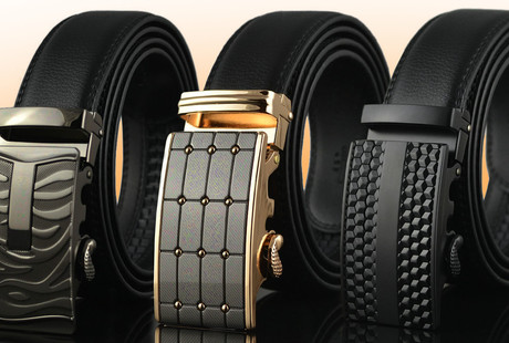 Micro-Adjustable Automatic Belts