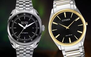 Citizen & Bulova
